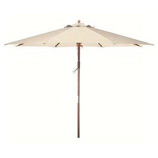 BOND 9' MARKET UMBRELLA - NATURAL