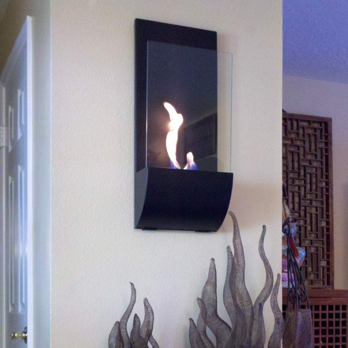 Nu Flame Torcia Wall Fireplace