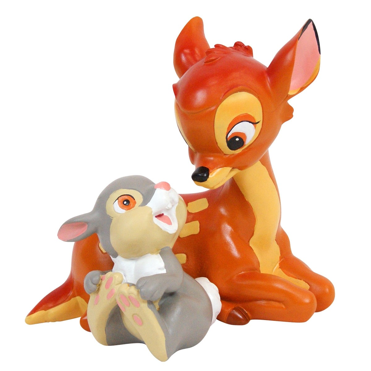 """8"""" Tall Disney's Bambi and Thumper"""