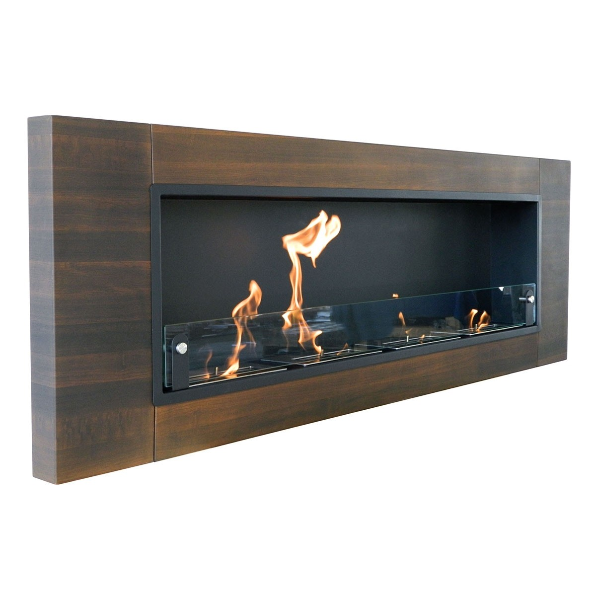 Nu Flame Finestra Quatto Wall Fireplace