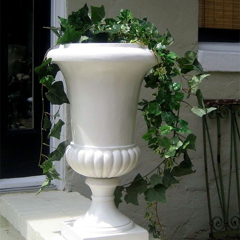 "31"" Tall Kenroy Tall Urn Planter"