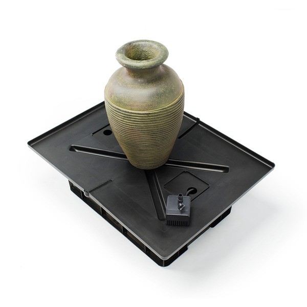 Amphora Vase Mini Fountain Kit