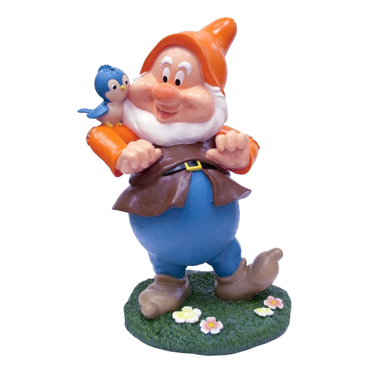 "12"" Tall Disney's Happy Dwarf Statue"