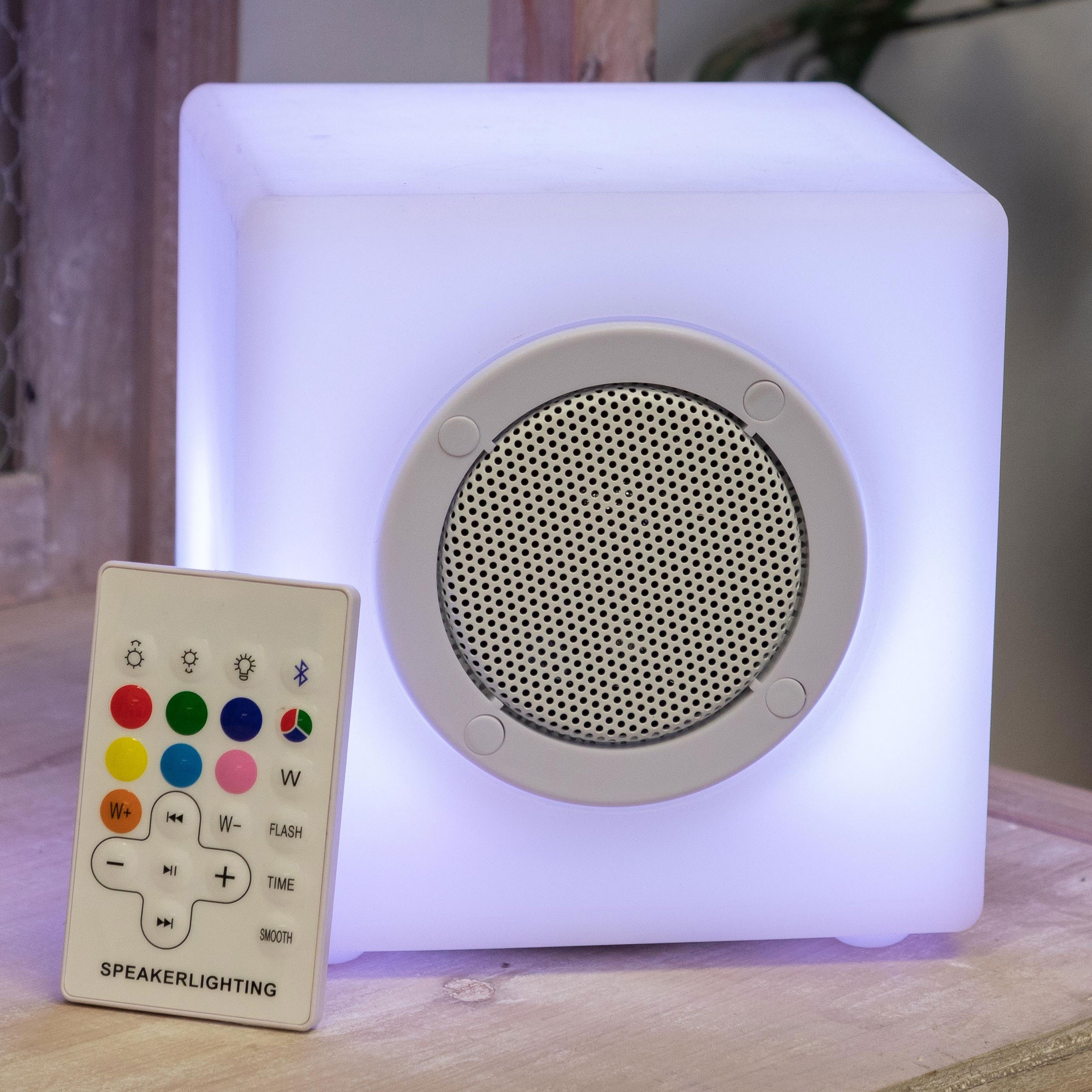 """6"""" Bluetooth LED Color Chaging Speaker"""