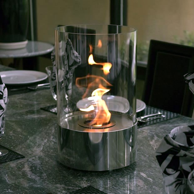 Nu Flame Accenda Tabletop Fireplace