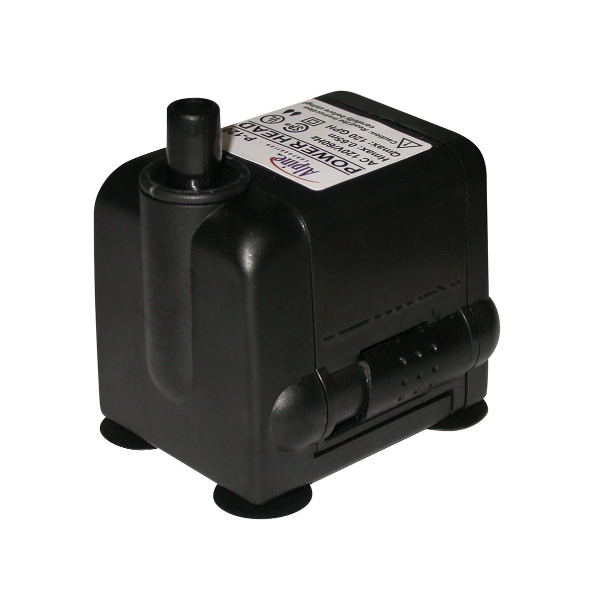 Power Head 120GPH Fountain Pump