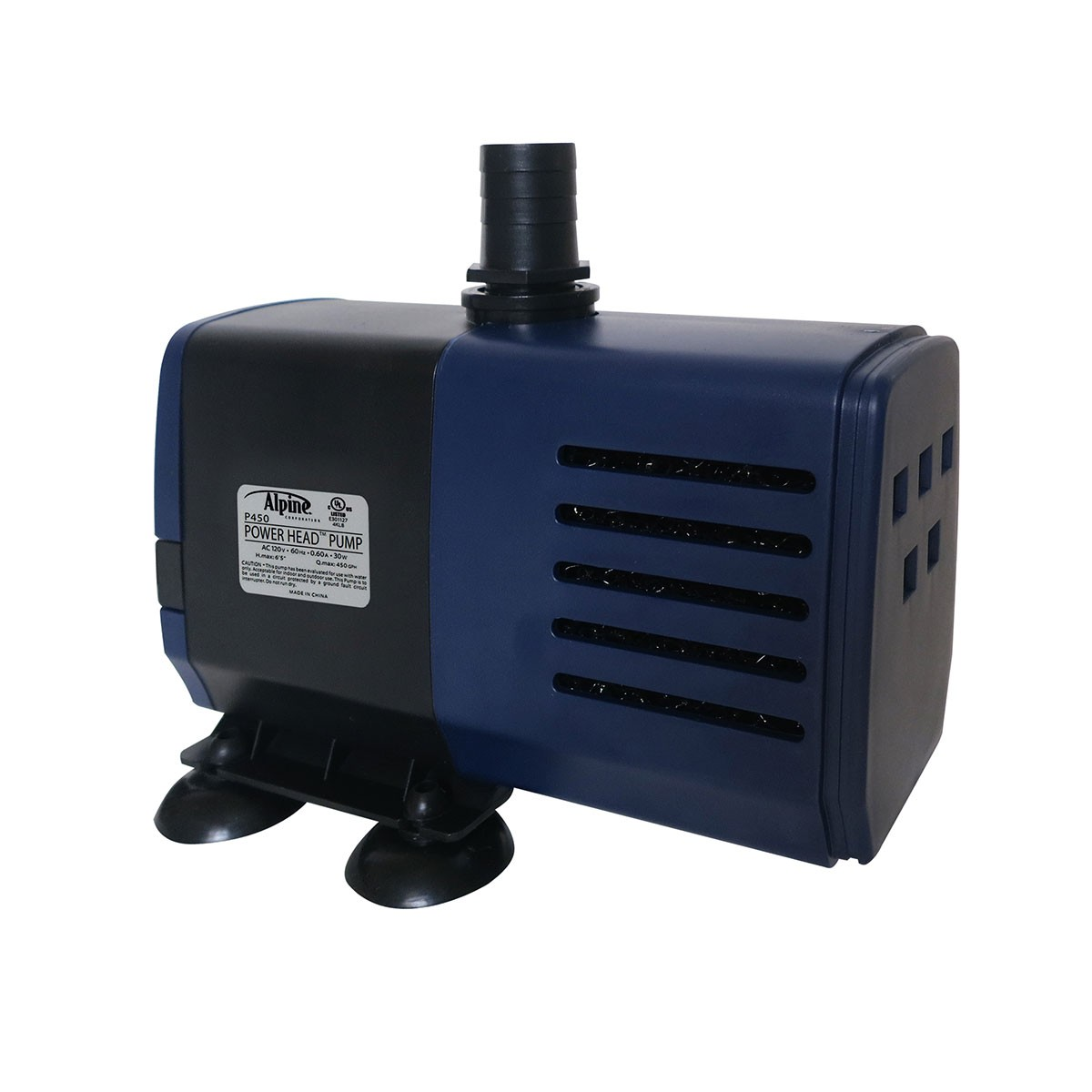 Power Head 450GPH Fountain & Pond Pump