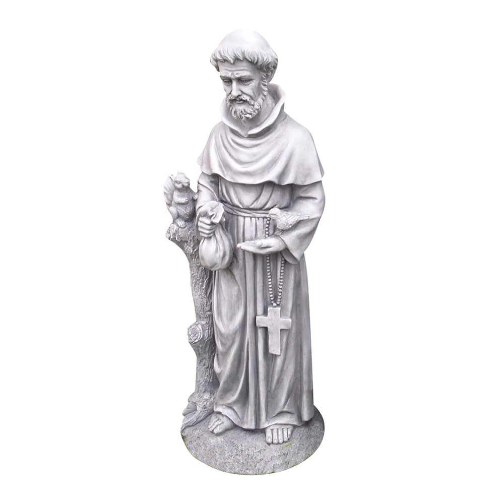 "31"" Tall St. Francis Statue"