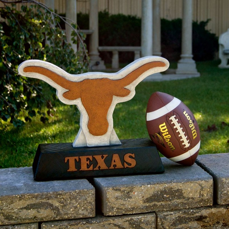 "16"" Tall Texas Longhorns Logo"