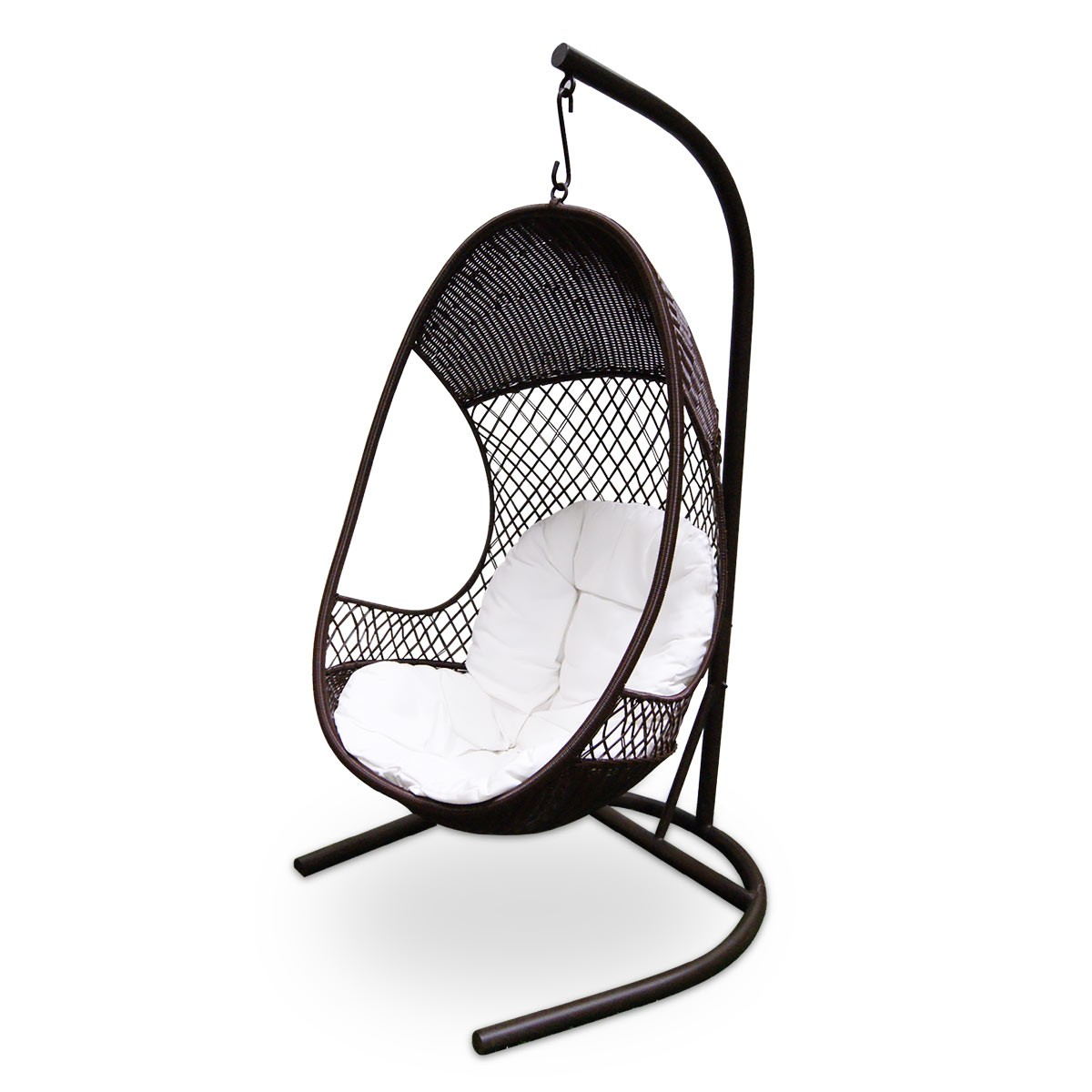 Alpine Woven Swing Egg Chair