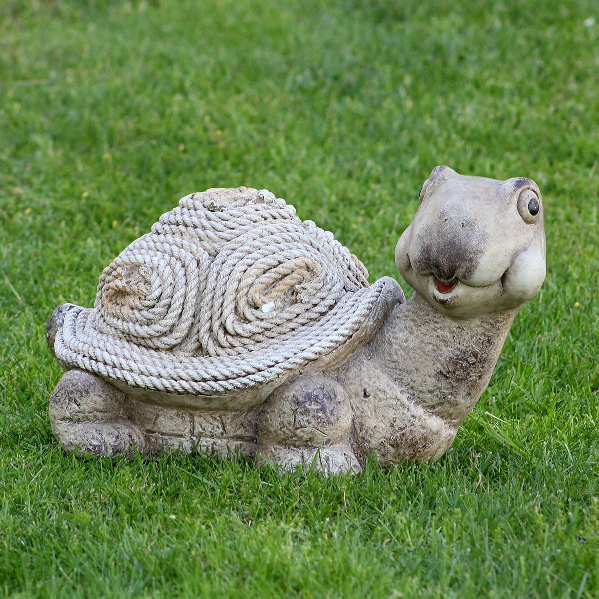 Turtle Rope Statue