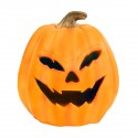 "17"" Pumpkin with Red LEDs & Motion Sensor"