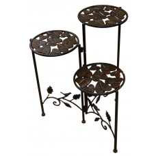"23"" Tall Metal Plant Stand"