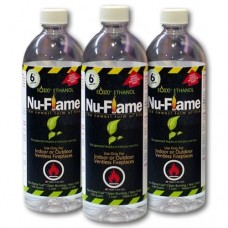 Ethanol Fuel 1-Liter bottle 3-Pack