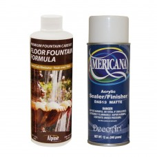 Floor/Wall Fountain Care Pack