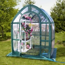 Flowerhouse PlantHouse 5 Clear Greenhouse