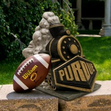 "17"" Tall Purdue University Locomotive"