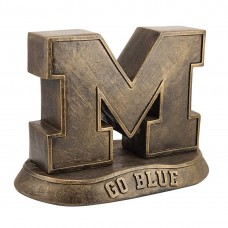 "13"" Tall Michigan ""M"" Logo"