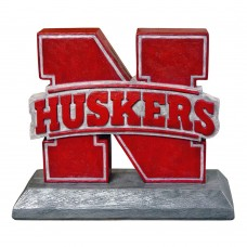 "14"" Tall University of Nebraska Huskers Logo"