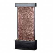 Kenroy Falling Water Lighted Wall/Table Fountain | Water Wall