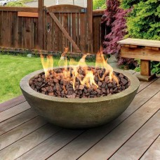 "Bond 36"" Mondavi Gas Fire Bowl"