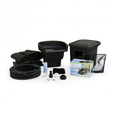 DIY Backyard Pond Kit