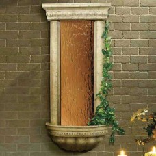 Blu World Bellezza Vertical Wall Fountain
