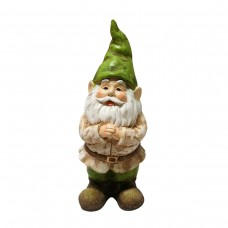 "12"" Tall Gnome Folding Hands"