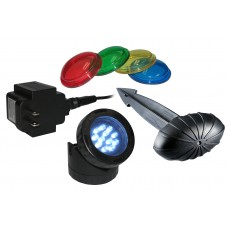 LED Garden Light w/ Photocell & Transformer