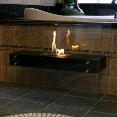 Nu Flame La Strada Floor Fireplace