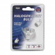 20 Watt 12 Volt MR11 Halogen Replacement Bulb