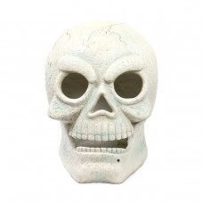 "17"" Skull with Red LEDs & Motion Sensor"