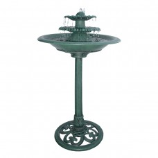 "35"" Tall 3-Tier Outdoor Fountain"