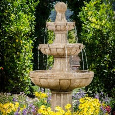 "Bond 45"" Tall  Napa Valley Tier Fountain"