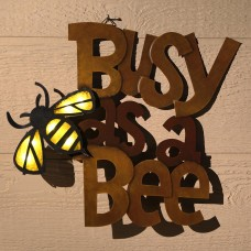 Busy as A Bee Wall Decor