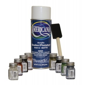 Alpine Touch Up Paint and Fountain Restoration Kit