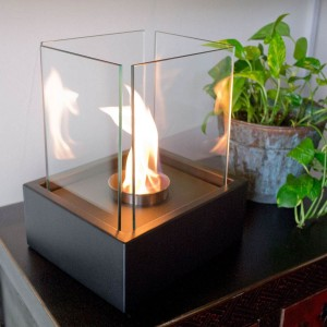 Nu Flame Lampada Tabletop Fireplace