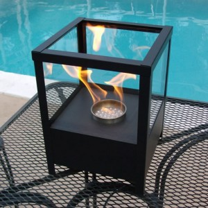 Nu Flame Sparo Tabletop Bio Ethanol Fireplace