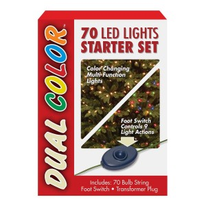 70 Bulb Dual Boxed Light LED lights set 9