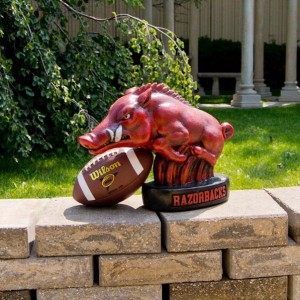 "16"" Tall Arkansas Razorbacks ""Tusk"""