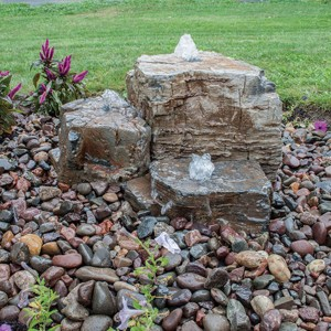 Pagoda Rocks landscpe Fountain Kit