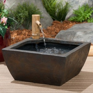 "16"" Aquatic Patio Pond Fountain Kit"