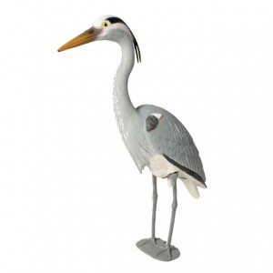 "Aquascape 43"" Tall Blue Haron Decoy"