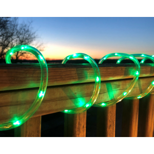 Color Changing Rope Lights | Garden and Pond Depot