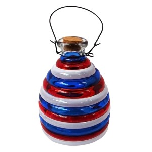 Patriotic Wasp Trap