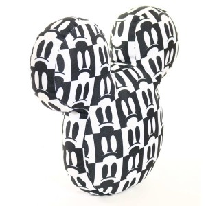 "13"" Disney's Mickey Mouse Shaped Outdoor Pillow"
