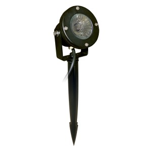 Alpine 50 Watt Landscape & Pond Stake Light - Aluminum