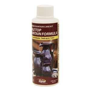 Premium Tabletop Fountain Care Formula