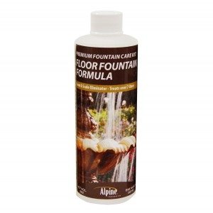 Premium Floor Fountain Care Formula