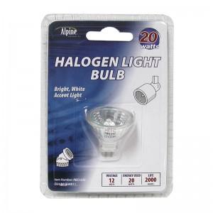 20 Watt 12 Volt Halogen Replacement Bulb